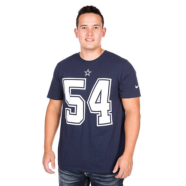 Dallas Cowboys Jaylon Smith #54 Nike Player Pride Tee