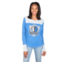 Dallas Mavericks Womens Blind Side Thermal Long Sleeve Tee