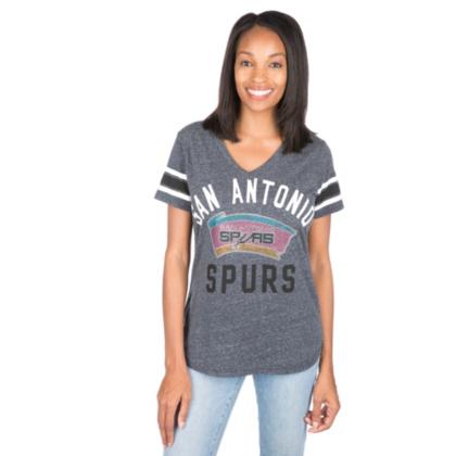 San Antonio Spurs Womens In The Finals Tee