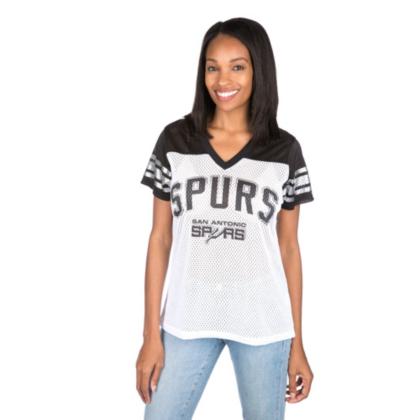 San Antonio Spurs Womens All American Tee