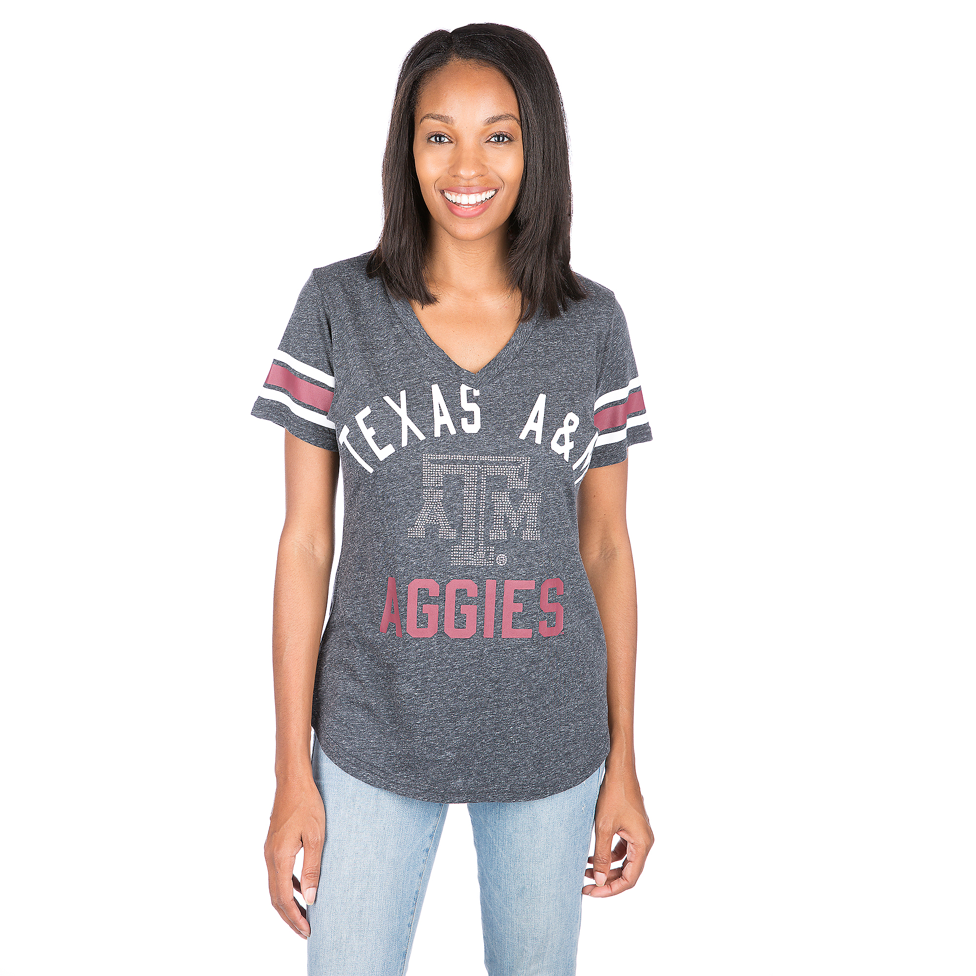 Texas A&M Aggies Womens In The Finals Tee