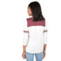 Texas A&M Aggies Womens 3/4 Sleeve Endzone Tee