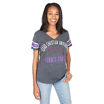 TCU Horned Frogs Womens In The Finals Tee