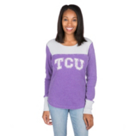 TCU Horned Frogs Womens Blind Side Thermal Tee