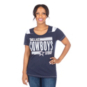 Dallas Cowboys Zadie Tee