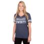 Dallas Cowboys Womens Worn Coaches Tee