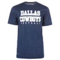 Dallas Cowboys Nike Youth Legend Practice Short Sleeve Tee