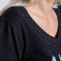 AdvoCare Ladies Glitter V-neck T-shirt