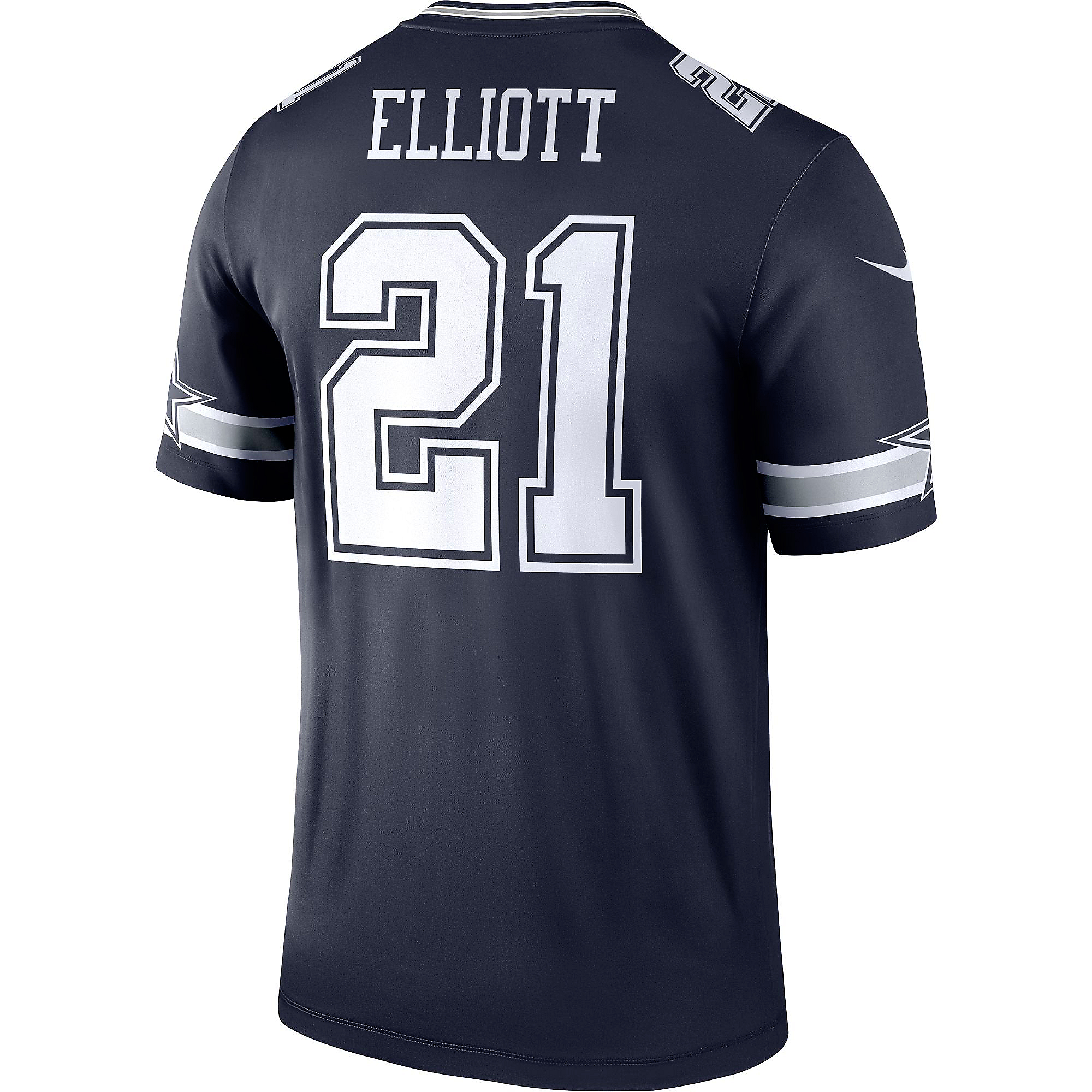 Dallas Cowboys Ezekiel Elliott #21 Nike Legend Team Tee