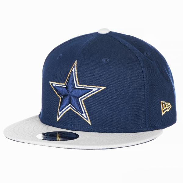 Dallas Cowboys New Era Glory Turn 9Fifty Cap
