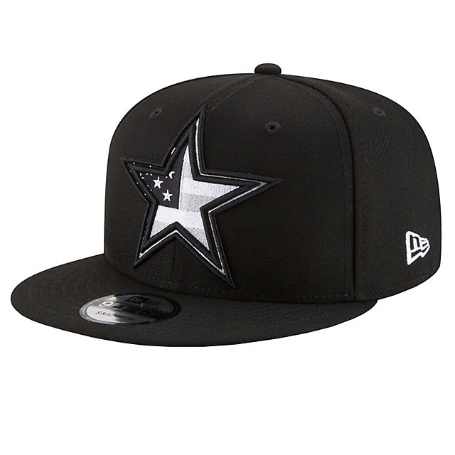 Dallas Cowboys New Era Flag Fill 9Fifty Cap