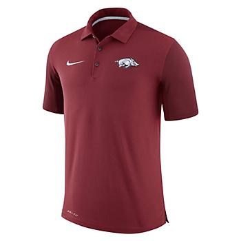 Arkansas Razorbacks Nike Team Issue Polo