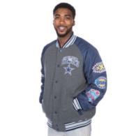 Dallas Cowboys Cotton Commemorative Varsity Jacket