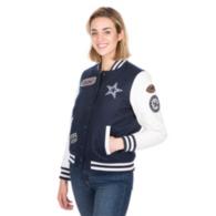 Dallas Cowboys Quarterbacking Varsity Track Jacket