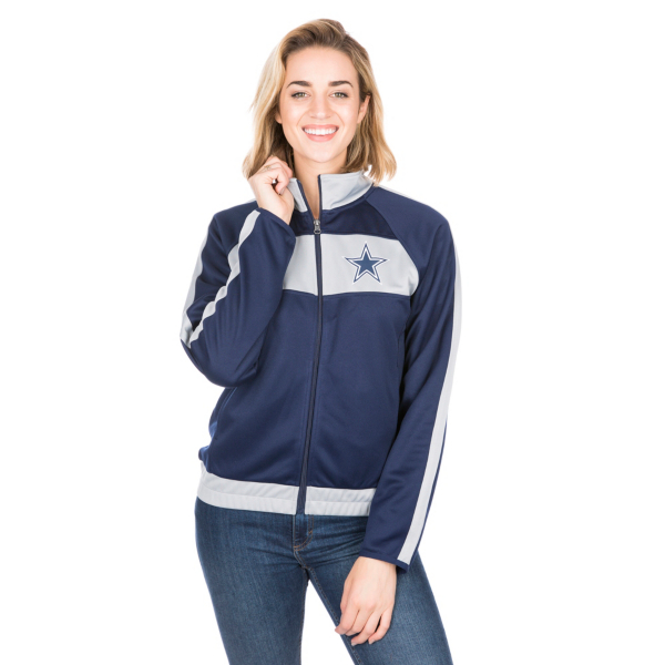 Dallas Cowboys Punt Track Jacket