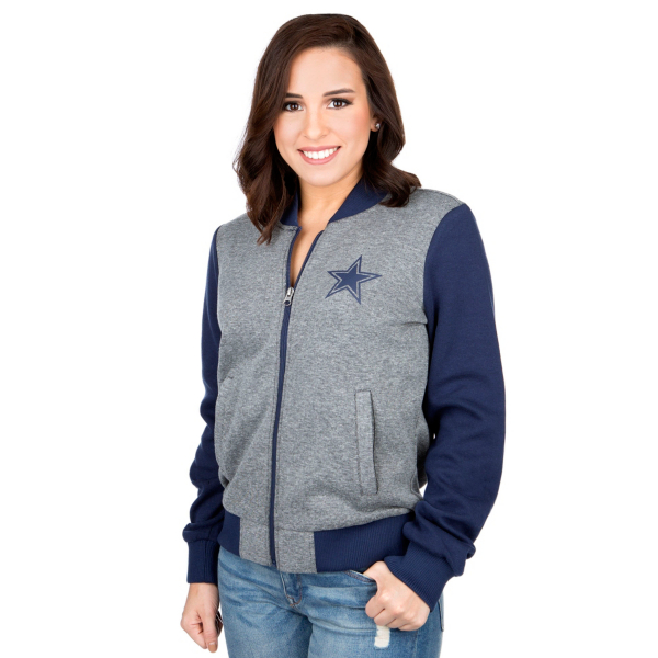 Dallas Cowboys Sideline Bomber Jacket