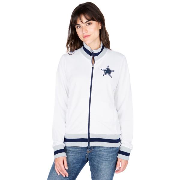 Dallas Cowboys Field Goal Track Jacket