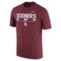 Oklahoma Sooners Nike Dry Legend Staff Tee