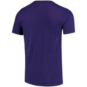 TCU Horned Frogs Nike Cotton Short Sleeve Wordmark Tee
