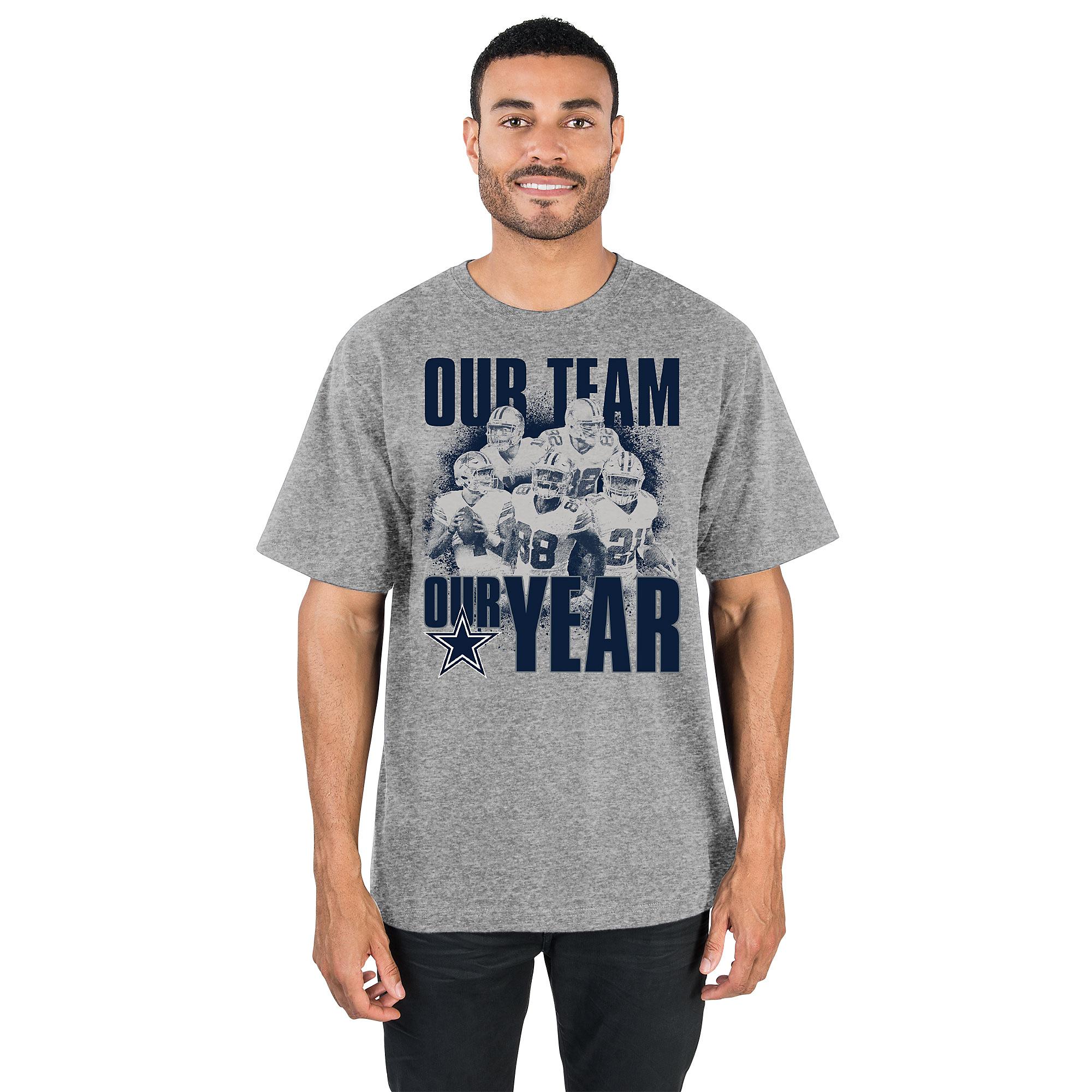 Dallas Cowboys Our Year T-Shirt