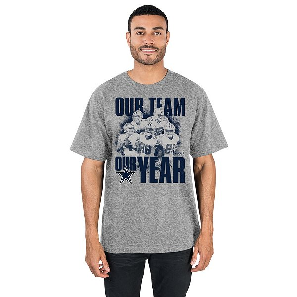 Dallas Cowboys Our Year T-Shirt