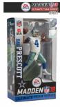 Dallas Cowboys Dak Prescott Madden Figure