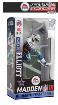 Dallas Cowboys Ezekiel Elliott Madden Figure