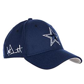 Dallas Cowboys New Era Dak Prescott 39Thirty Cap