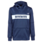 Dallas Cowboys Nike Youth Therma Pullover Hoody