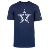 Dallas Cowboys Nike Youth Essential Logo Tee