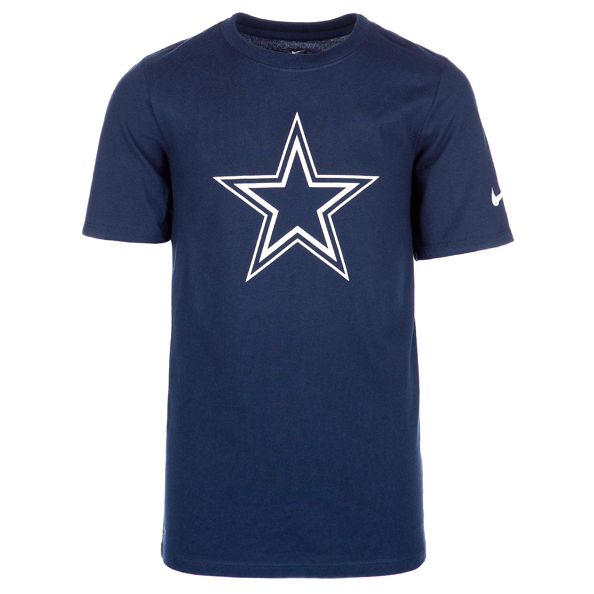 Dallas Cowboys Nike Youth Essential Logo Tee
