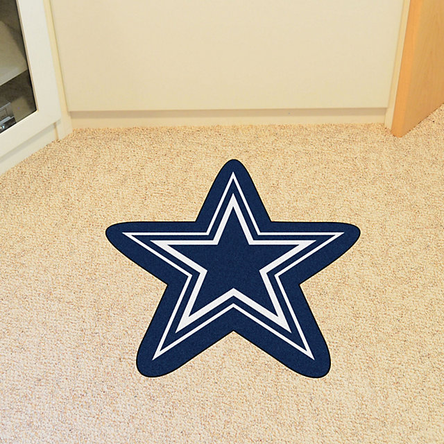 Dallas Cowboys Star Rug