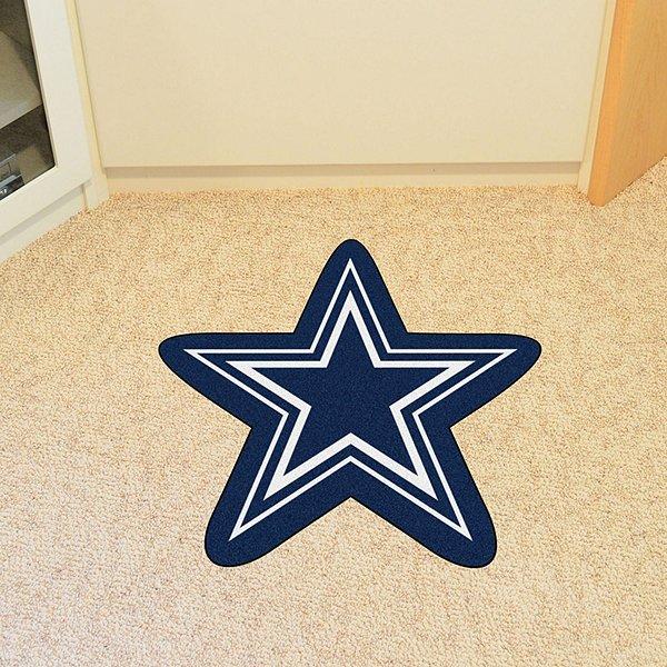 Dallas Cowboys Star Rug