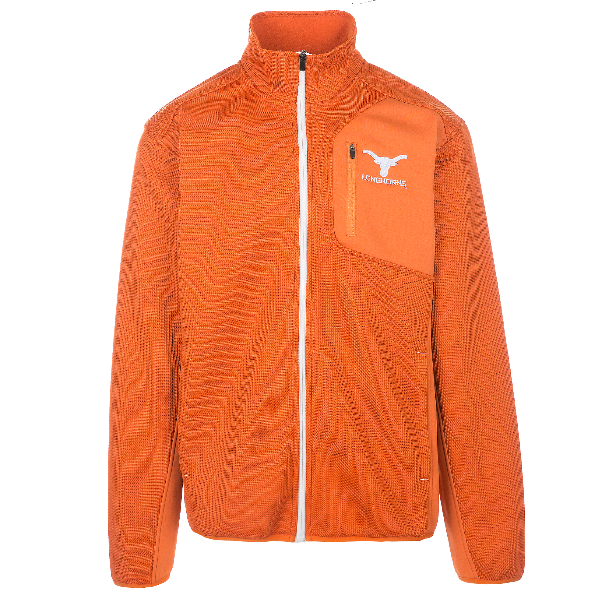 Texas Longhorns Transitional Full Zip Jacket