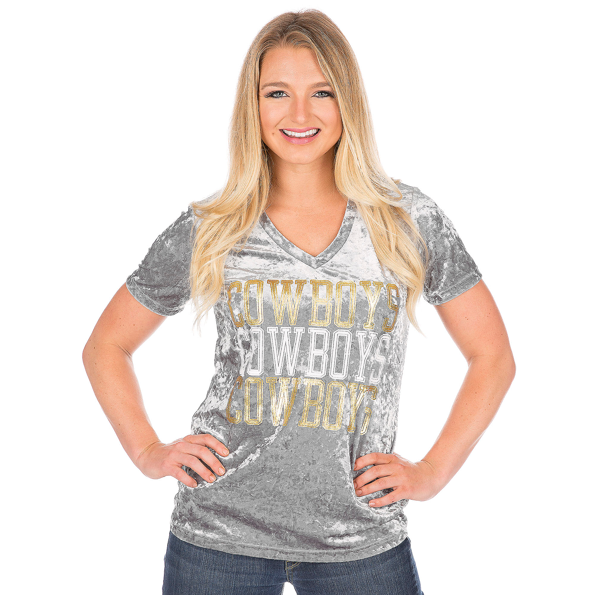 Dallas Cowboys Delphine Tee