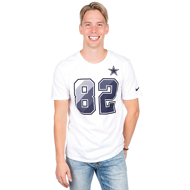 Dallas Cowboys Jason Witten #82 Nike Prism Tee