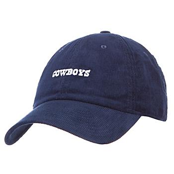Dallas Cowboys Nike Corduroy Wordmark Cap