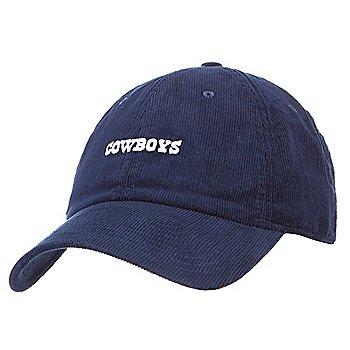 Dallas Cowboys Nike Corduroy Wordmark Hat