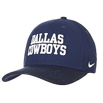 Dallas Cowboys Nike Wordmark Swooshflex Hat