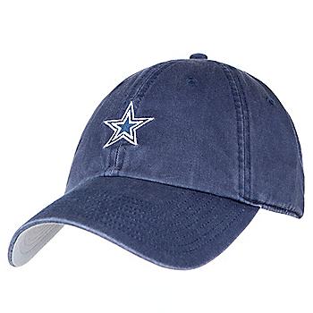 Dallas Cowboys Nike Washed Cotton Logo Cap