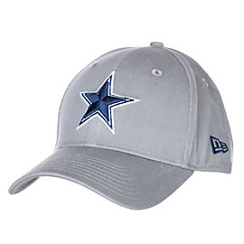 Dallas Cowboys New Era Grey Dak Prescott 39Thirty Cap