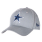 Dallas Cowboys New Era Grey Dak Prescott 39Thirty Cap