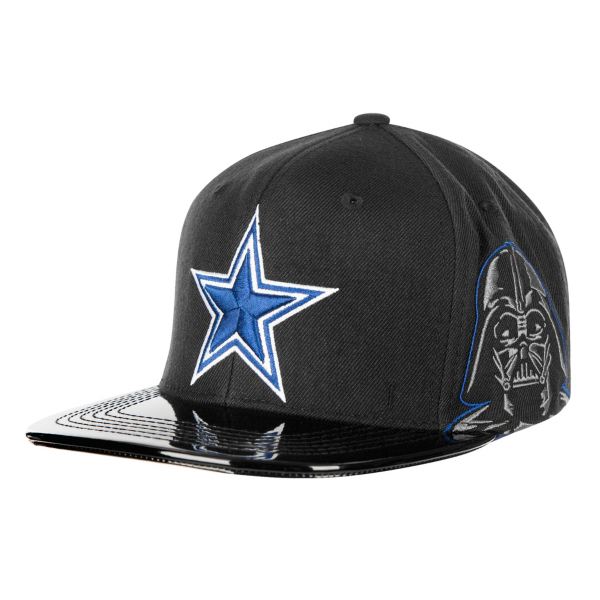 Dallas Cowboys Star Wars Imperial Attack Vader Snapback