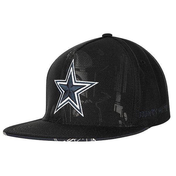 Dallas Cowboys Star Wars Bounty Hunter Snapback Hat