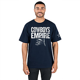 Dallas Cowboys Star Wars Vader Empire Tee