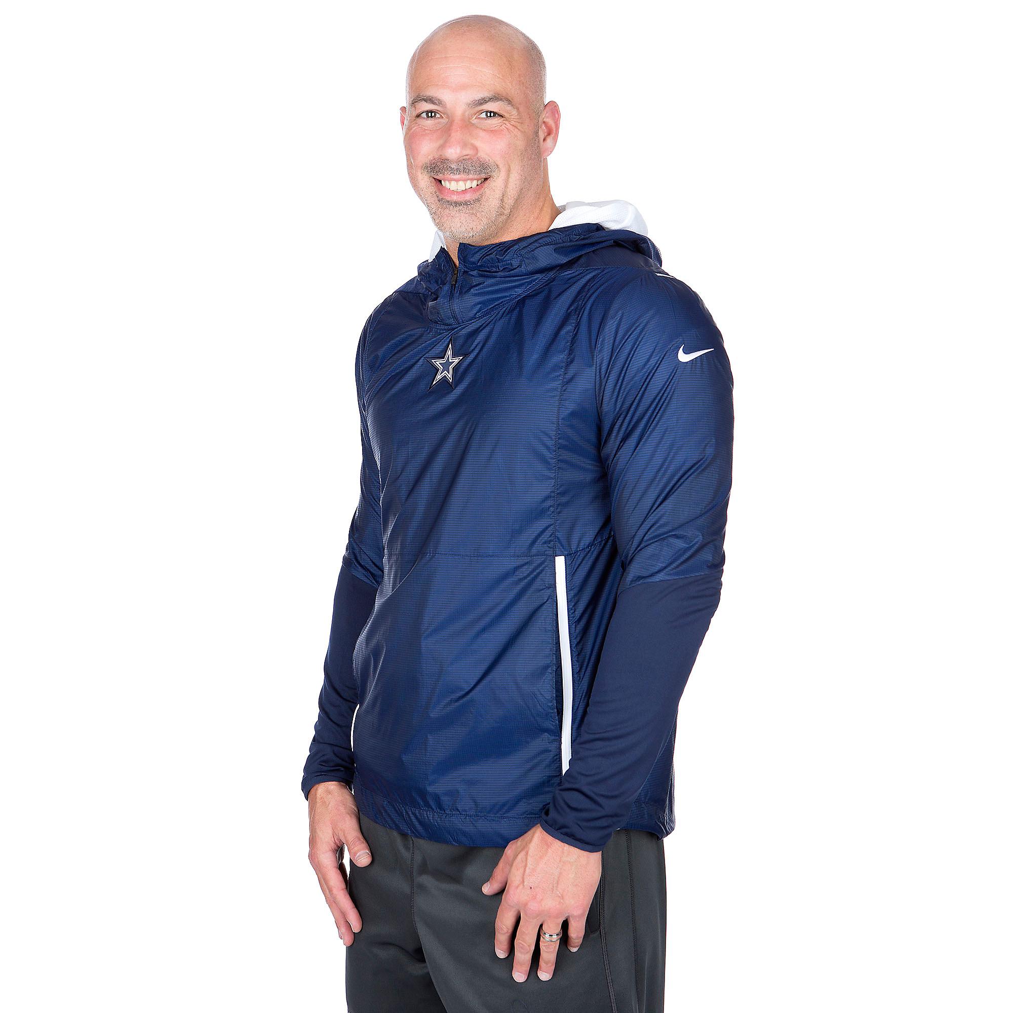 Dallas Cowboys Nike Fly Rush Jacket