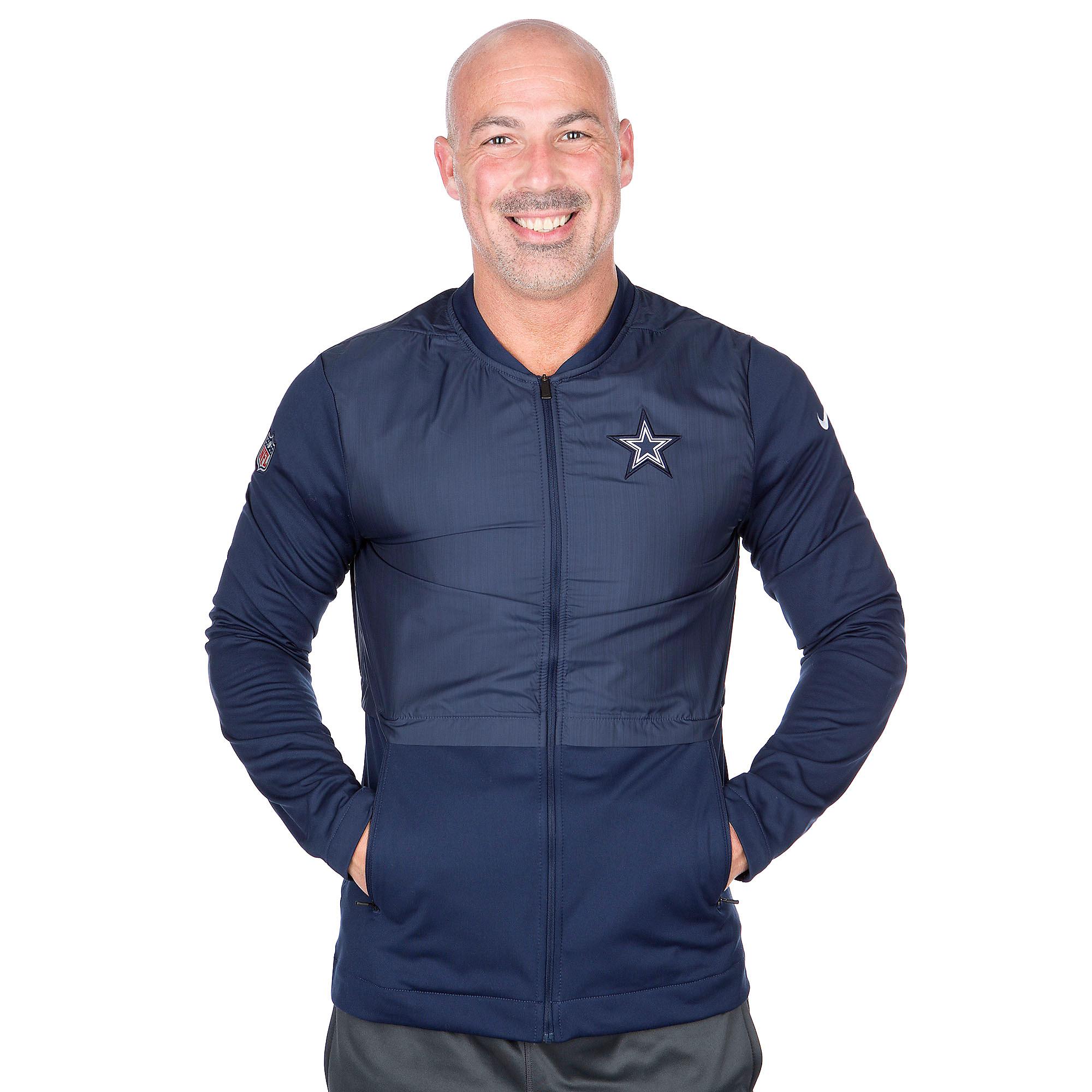 Dallas Cowboys Nike Hybrid Jacket