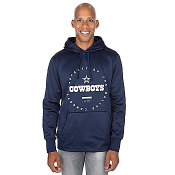 Dallas Cowboys Nike Staff Pullover Hoodie