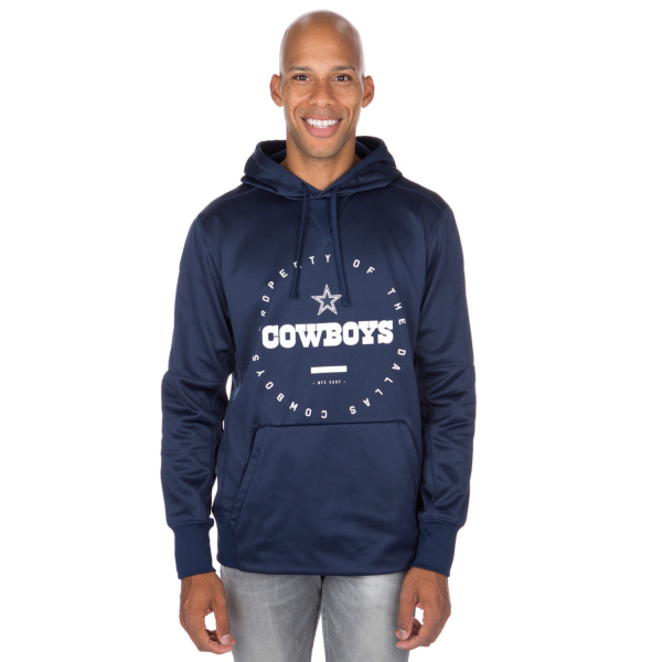 Dallas Cowboys Nike Staff Pullover Hoody