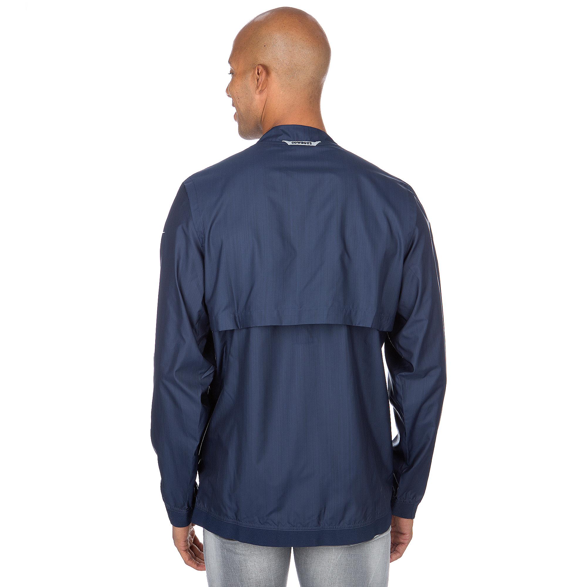 caa4f002be49 Dallas Cowboys Nike Lockdown Jacket ...